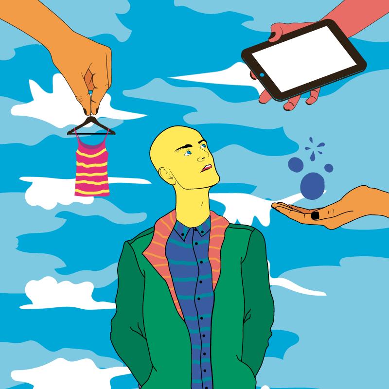 Ubik 4/2014, kuvitus artikkeliin Let's get firma started