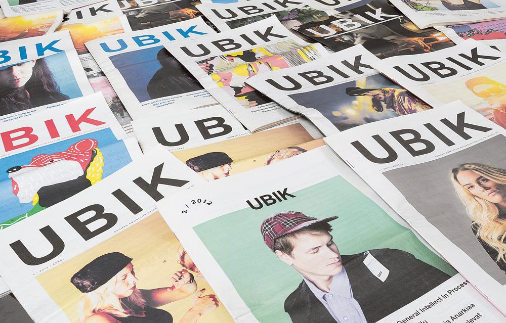 Ubik 2014–2016